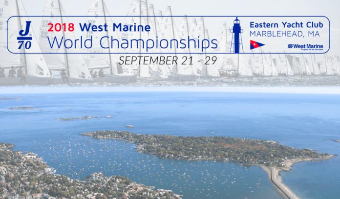 West Marine J 70 World Championship
