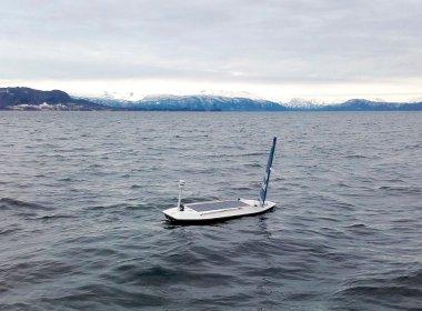 Sailbuoy, velero no tripulado para cruzar el Atlántico