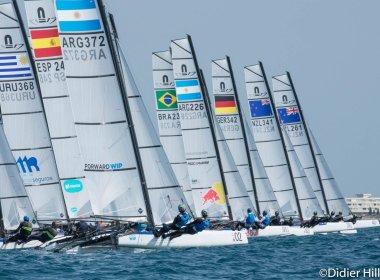 Equipos Nacra 17 de Argentina