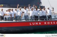 Luna Rossa campeón del Valencia Sailing Week