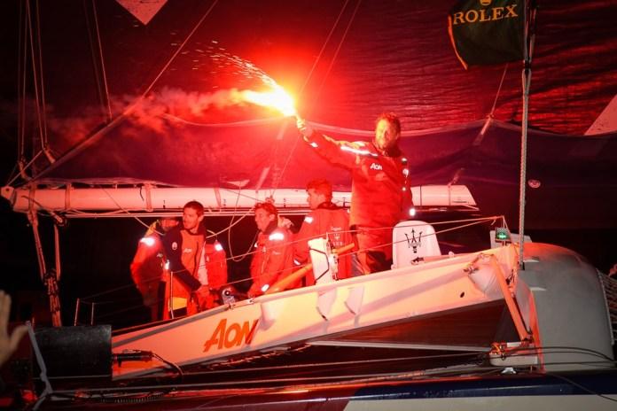 Giovani Soldini primero en la Rolex Middle Sea Race