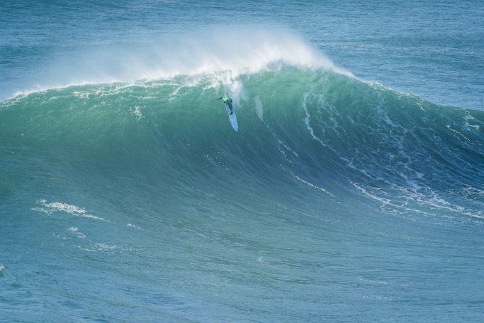 Big Wave Tour Nazaré con las de 12 metros