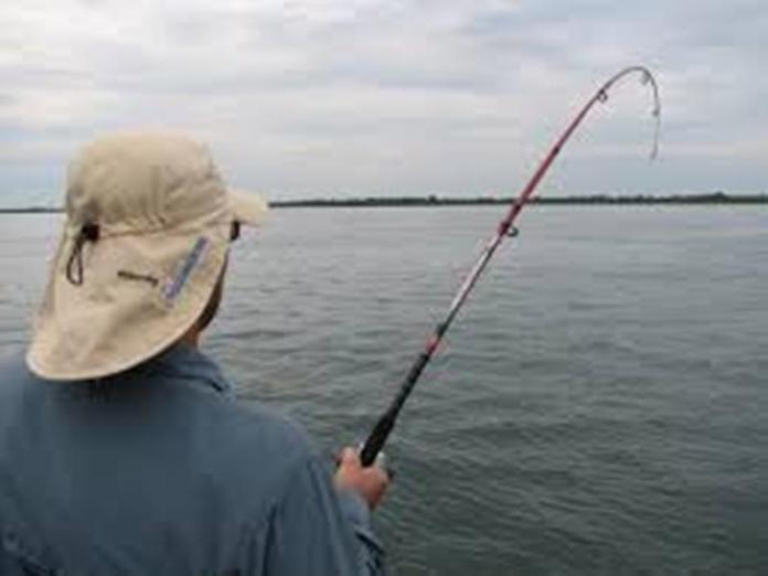 veda de pesca