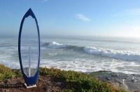 Jesus Board , la tabla de Surf transparente