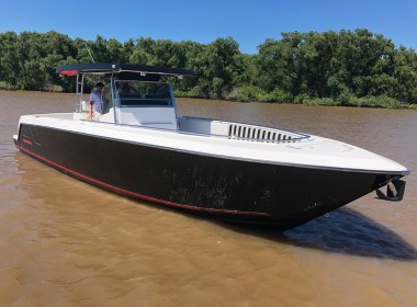 HERENCIA CUSTOM BOAT