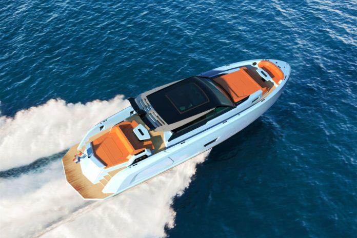 Vanquish Yachts VQ58
