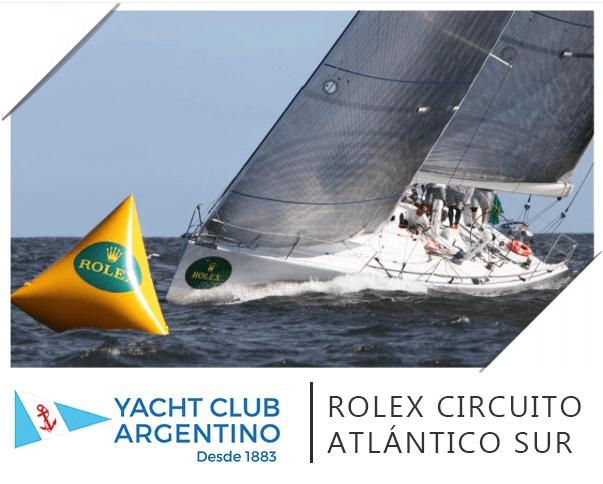 Rolex Circuito Atlántico Sur 2019