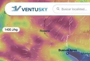 Meteorologia Ventusky