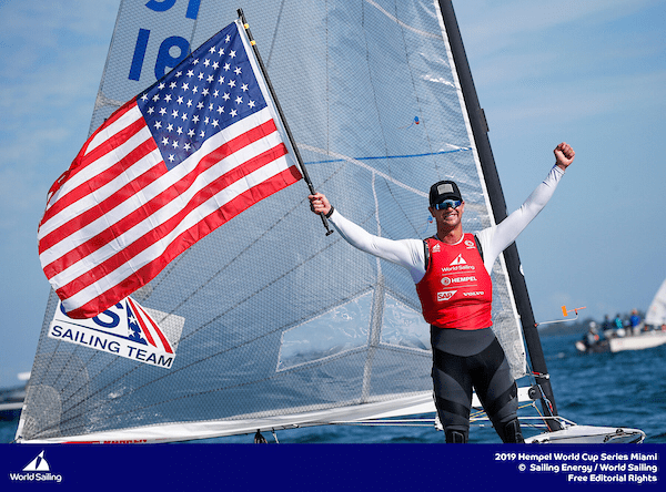 2019 Hempel World Cup Series Miami
