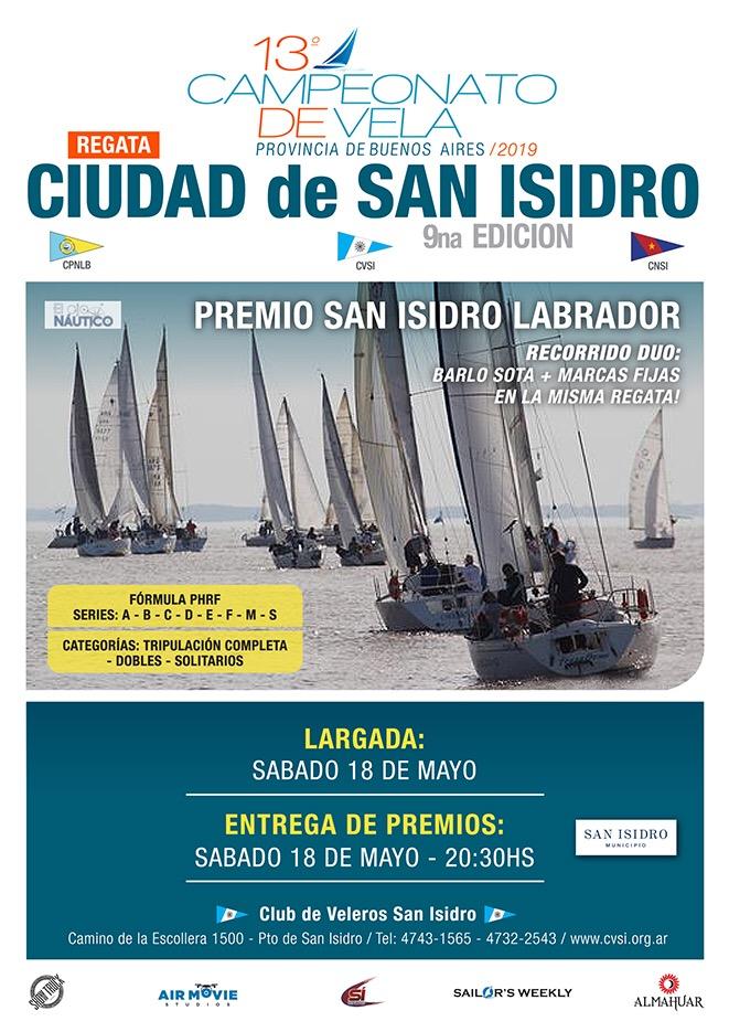 REGATA CIUDAD DE SAN ISIDRO