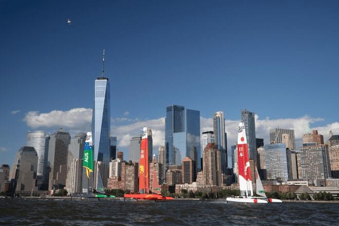 SailGP New York