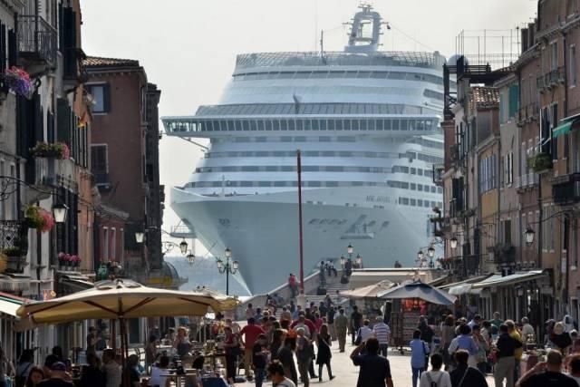 Venecia, No Navi