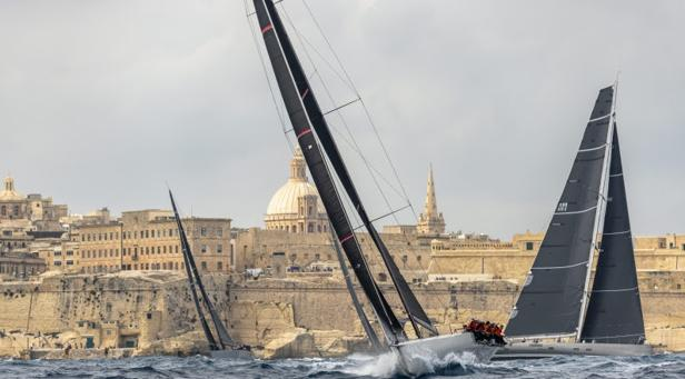 Middle Sea Race 2019