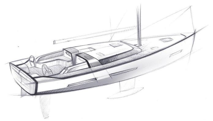 Elan GT6 PORSCHE Design