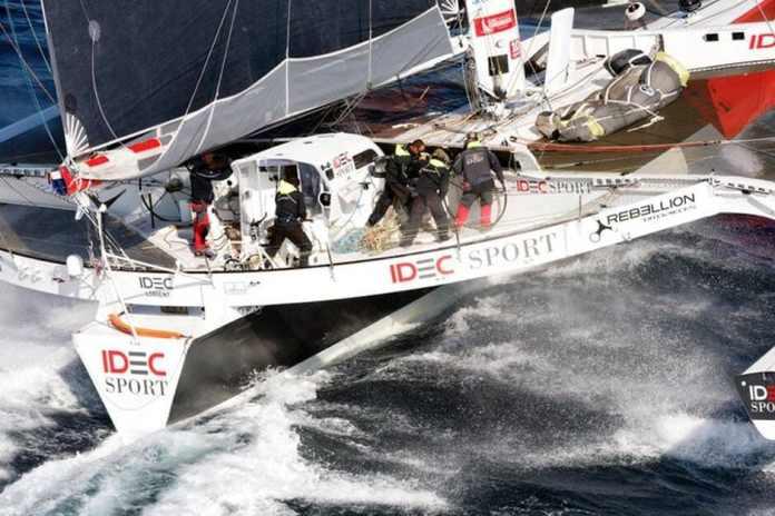 Londres espera victorioso al IDEC Sport