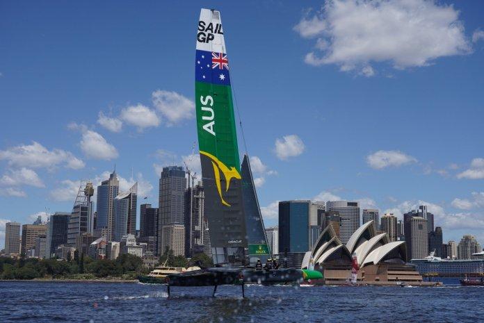 SaiGP Australia