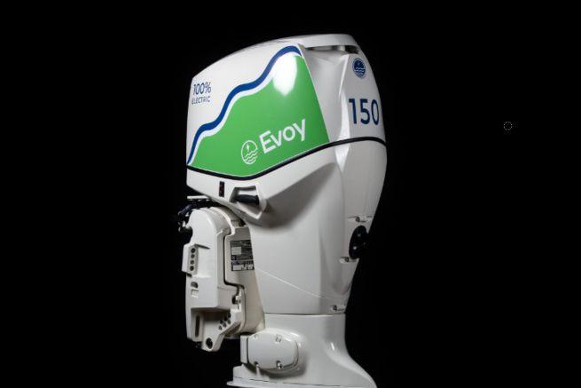 Motor fueraborda eléctrico Evoy
