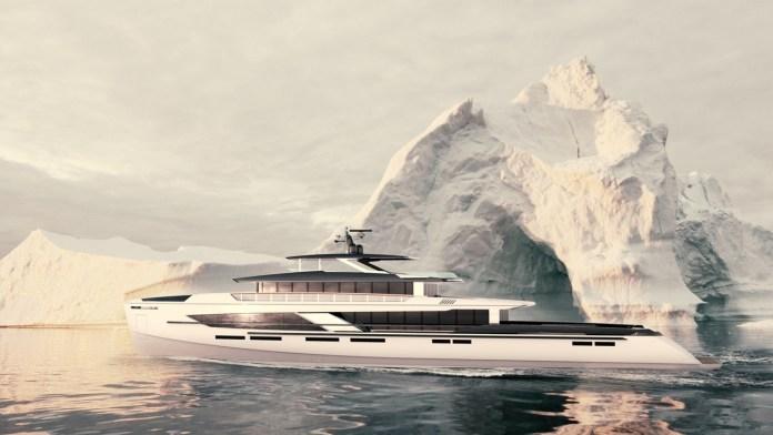 Superyacht concept Explorer 65