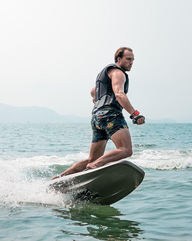 Tabla de surf eléctrica Ravik S