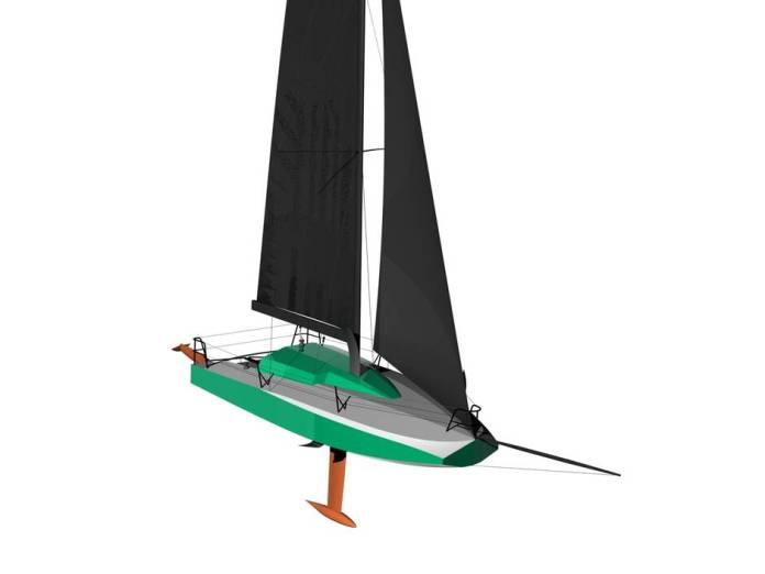 Floki 650. Un prototipo de Mini 6.50