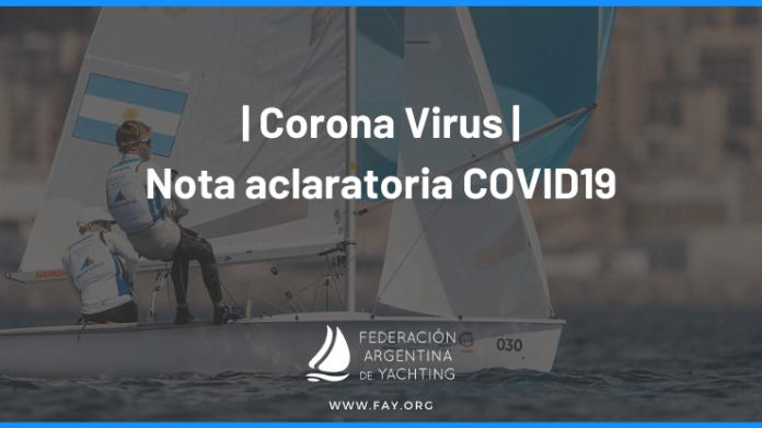 FAY - CORONA VIRUS