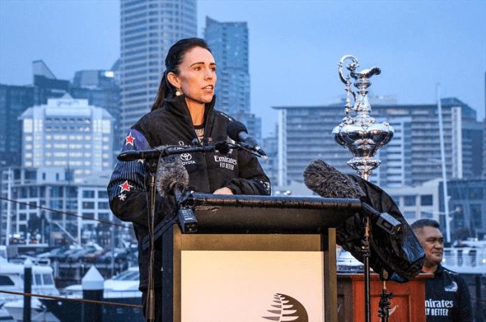 America's Cup Nueva Zelanda