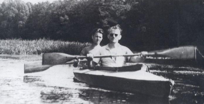 Juan Pablo II . El Papa que amaba el kayak.