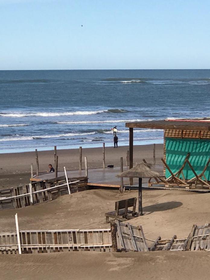 Surfistas rompieron lcuarentena