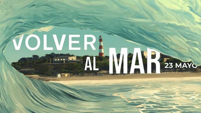 """""""Volver Al Mar"""" . La iniciativa de los surfistas."""