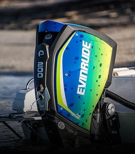 BRP deja de producir motores fuera de borda Evinrude