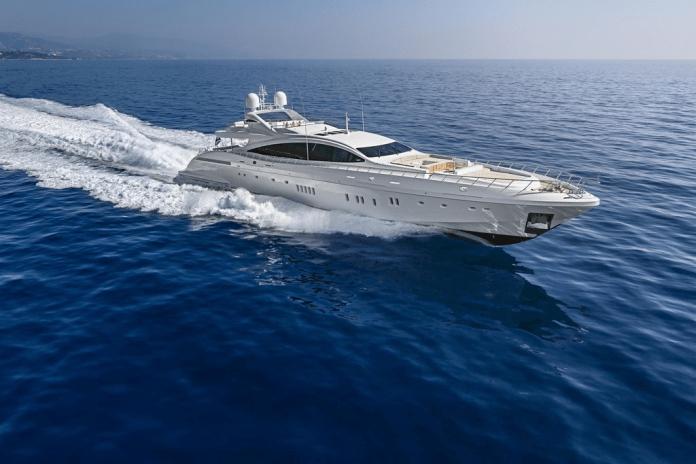 Yacht Mangusta 165 E