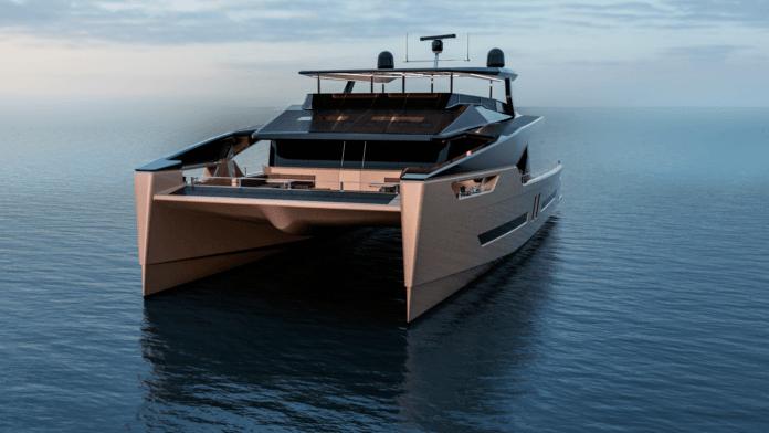 Catamarán Concept Ocean Eco 90