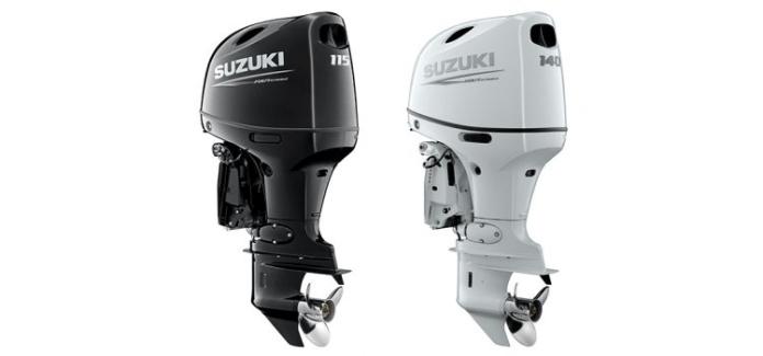 Motores fuerabordas Suzuki