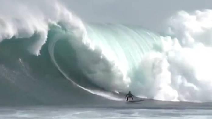 Surf: Dungeons, la ola gigante sudafricana