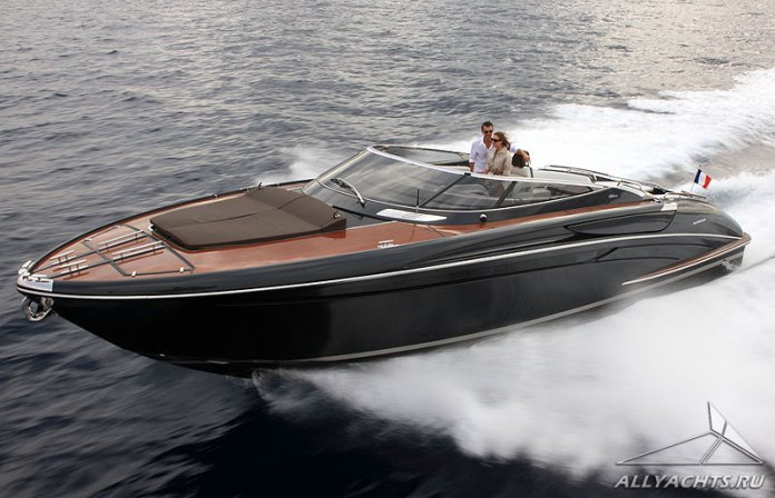 Riva Luxury Yacht - Rivarama Super