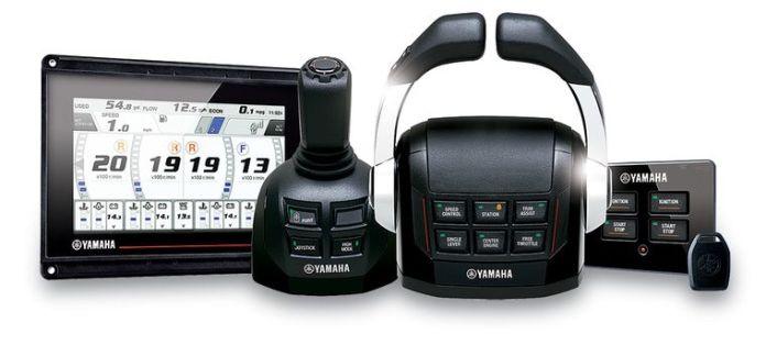 YamahaHelm Master EX