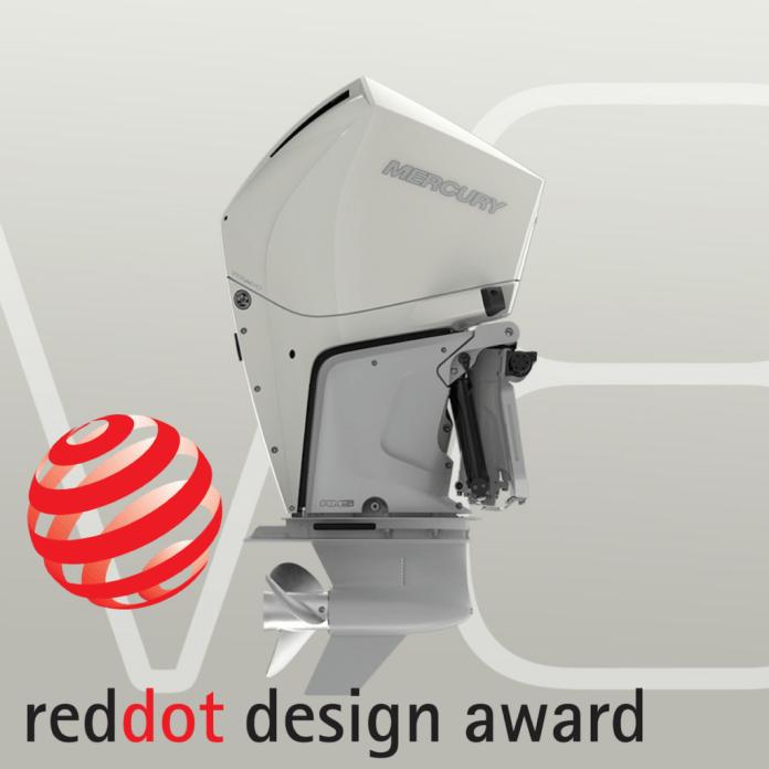 Mercury Marine , premio Red Dot 2020