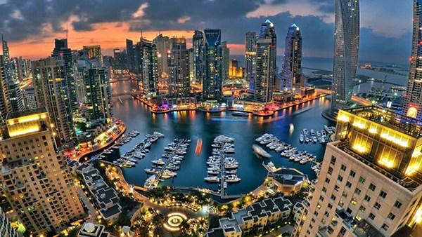 Dubai Marine Yacht Club