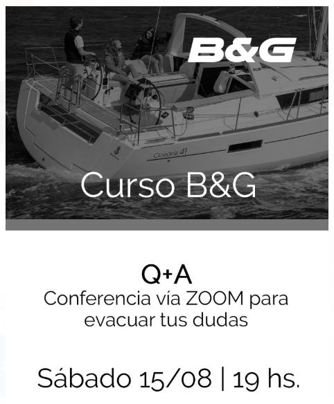Zoom Curso B&G