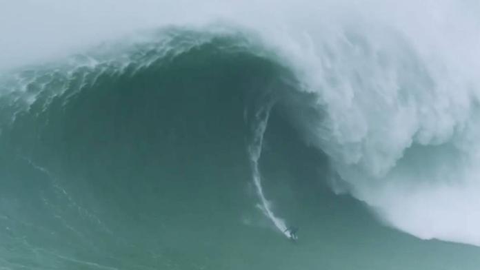 Surf La ola más grande del año