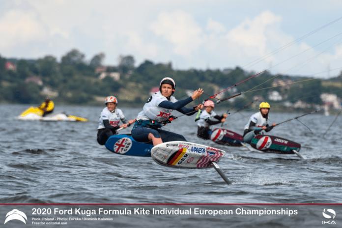 Formula Kite Individual Europeans 2020