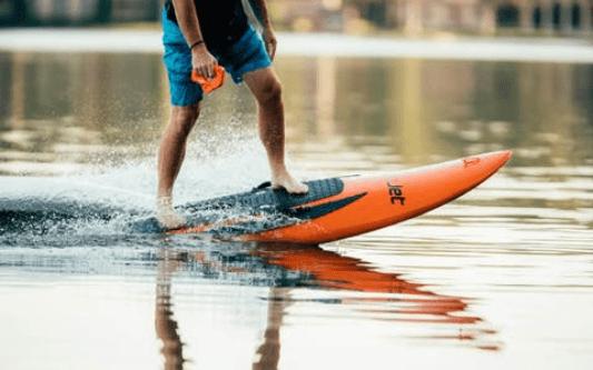 Tabla de surf eléctrica YuJet