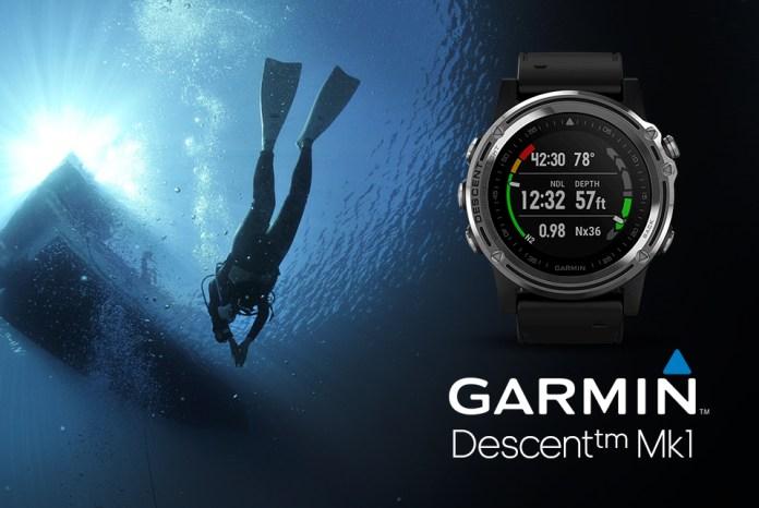 reloj Garmin Descent Mk1