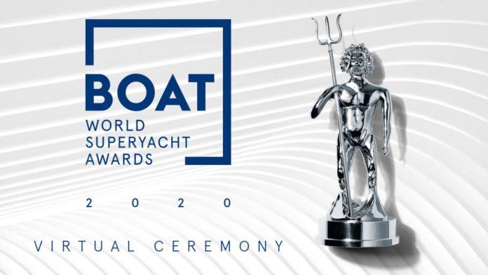 World Superyacht Awards 2020