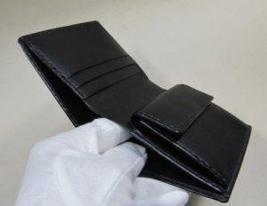 コンパクト二つ折り財布