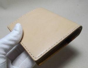 カラフル二つ折り財布