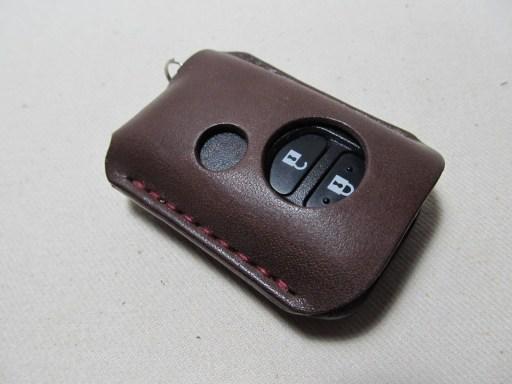 トヨタマークXスマートキーケース本革1804282