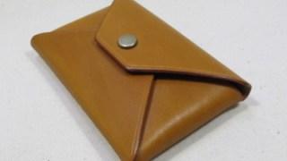 折りカードケース