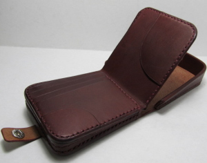 駒合わせ縫い財布