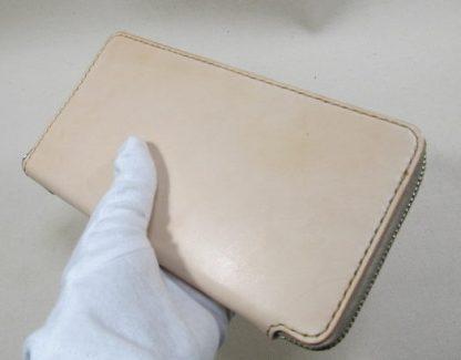 ラウンドファスナーシステム手帳バイブルナローサイズ 181205